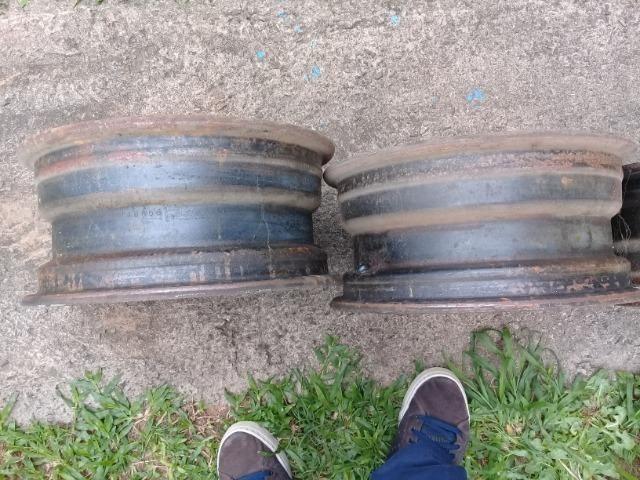Rodas de opala e rural/aero wills - Foto 7