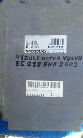 Módulo Motor Escavadeira volvo ec210 B 2009 em Parauapebas - Foto 5