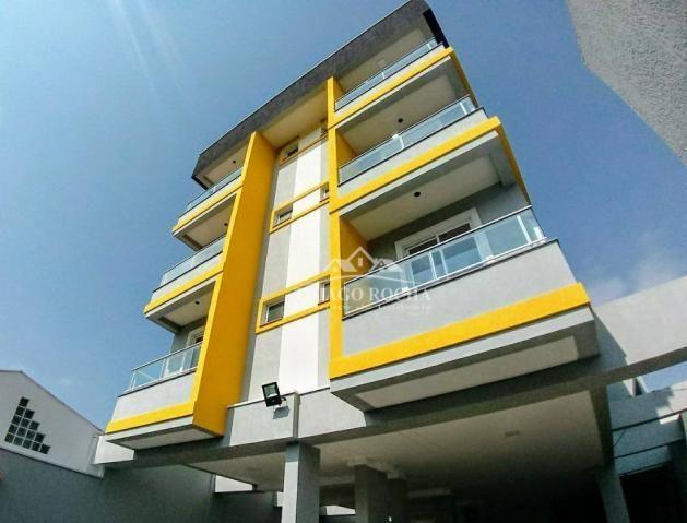 Apartamento 3 quartos, sendo 1 suíte, sacada com churras- boneca do iguaçu - Foto 15