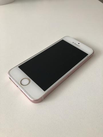 IPhone SE Rose Gold 64GB - Foto 3
