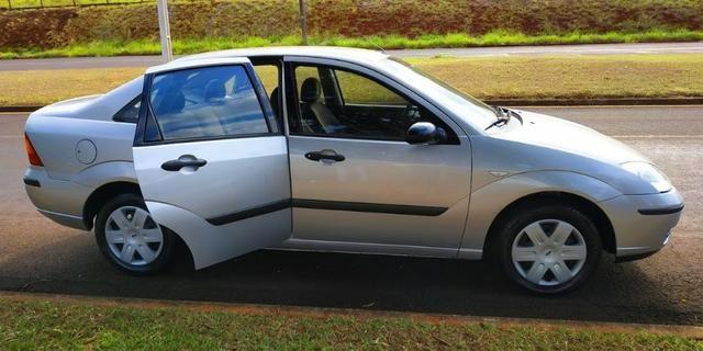 Focus Sedan 1.6 8v (Completo!!!) o mais Novo de Londrina, placa (A). Impecavel!!! - Foto 4