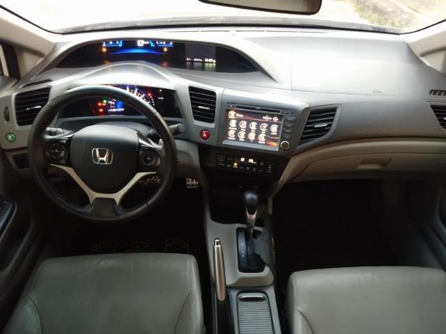 Civic LXL 1.8 Automático 2012 - Foto 9