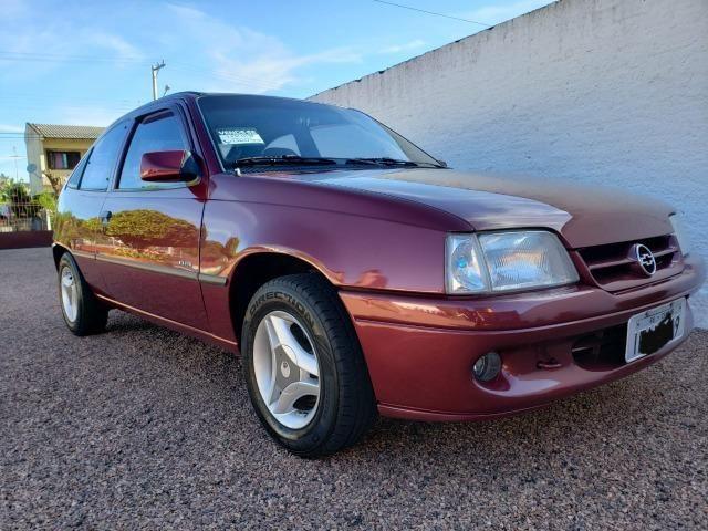 Chevrolet Kadett GL 1.8 EFI - Vermelho Goya Perolizado