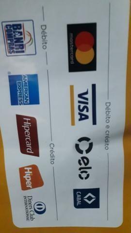 Assistência técnica em Geladeiras, Máquinas de lavar roupas, recebemos cartão de crédito - Foto 2