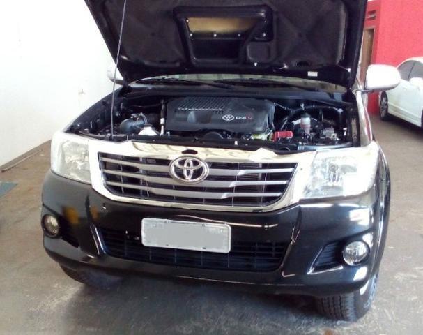 Toyota Hilux Srv 2012 - Foto 3