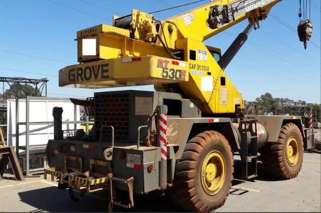 Guindaste Grove 30 tonel - Foto 3