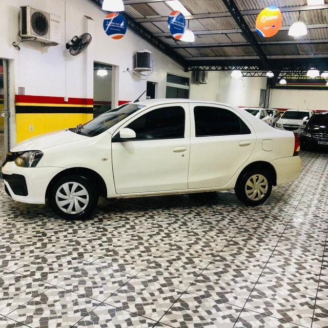 Etios sedan x 1.5 plus mec 19/20 carro impecavel - Foto 4