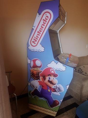 Fliperama Retro Arcade - Foto 3