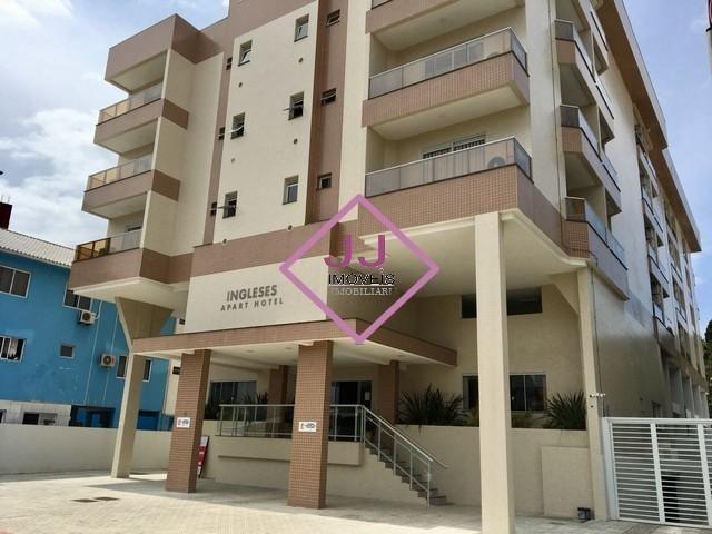 Apartamento à venda com 1 dormitórios em Ingleses do rio vermelho, Florianopolis cod:3248 - Foto 2