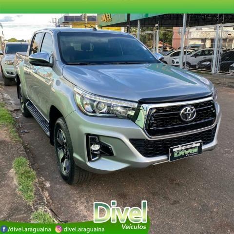 Toyota Hilux Cd Srx 4X4 2.8 Tdi 16V Aut. Diesel 2020 - Foto 2
