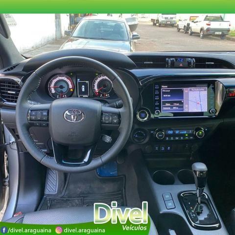 Toyota Hilux Cd Srx 4X4 2.8 Tdi 16V Aut. Diesel 2020 - Foto 8