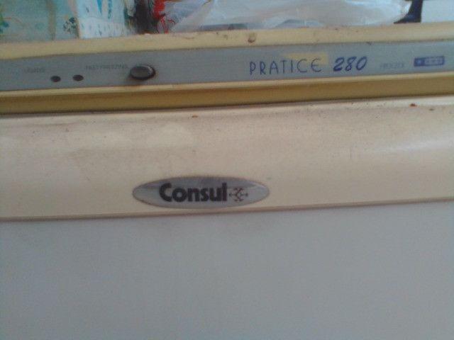 Freezer Consul pratice 280 Litros - Foto 6