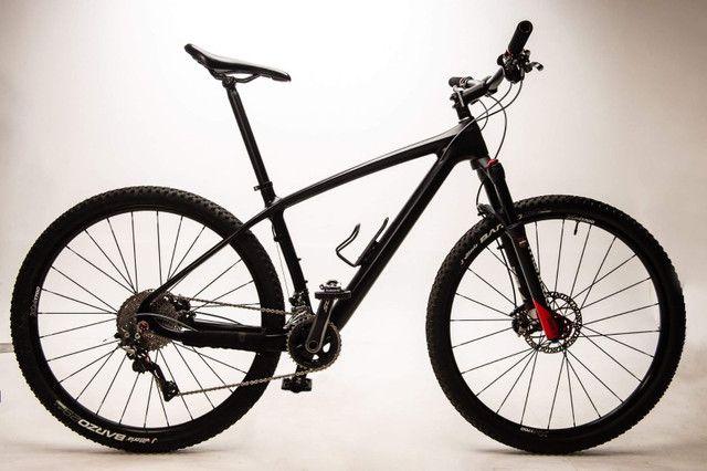 Bike carbono, aro 29 Tam 27,5