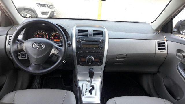 Corolla GLI Flex Automático Impecável - Foto 4