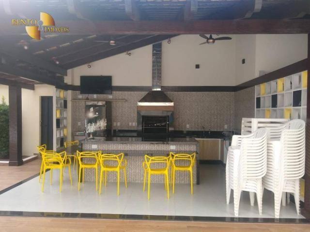 Apartamento com 3 dormitórios à venda, 85 m² por R$ 330.000,00 - Jardim Aclimação - Cuiabá - Foto 9