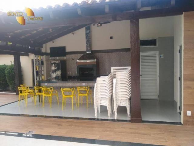 Apartamento com 3 dormitórios à venda, 85 m² por R$ 330.000,00 - Jardim Aclimação - Cuiabá - Foto 12