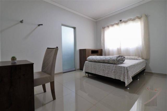 Casa com 3 dormitórios para alugar, 90 m² por R$ 3.100,00/mês - Beverly Falls Park - Foz d - Foto 15