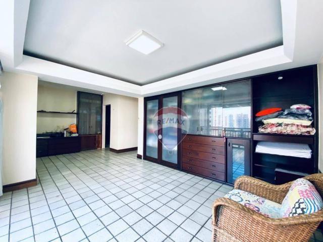 Apartamento com 5 quartos 4 Suítes, 390 m² por R$ 1.300.000 - Batista Campos - Belém/PA - Foto 19
