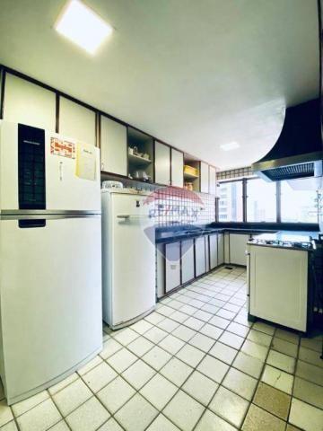 Apartamento com 5 quartos 4 Suítes, 390 m² por R$ 1.300.000 - Batista Campos - Belém/PA - Foto 10