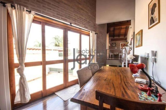 Casa residencial à venda, Residencial Paineiras, Paulínia. - Foto 5