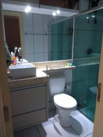 Apartamento com 2 dormitórios à venda, 81 m² por R$ 275.000,00 - Jardim Terramérica I - Am - Foto 7