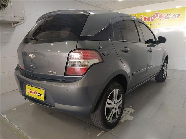 Chevrolet Agile 1.4 mpfi ltz 8v flex 4p manual - Foto 12