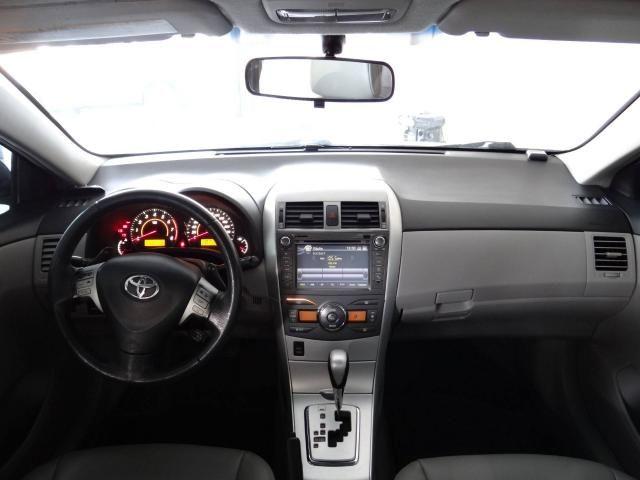 COROLLA 2012/2013 2.0 XEI 16V FLEX 4P AUTOMÁTICO - Foto 7