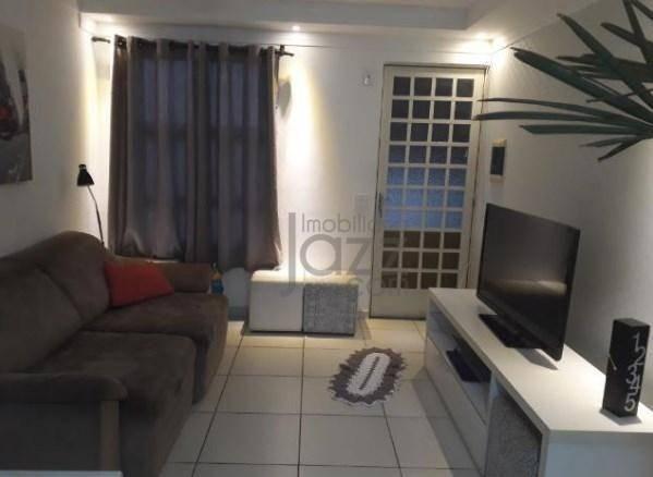 Apartamento com 2 dormitórios à venda, 46 m² por R$ 197.000,00 - Residencial Villa Flora - - Foto 5