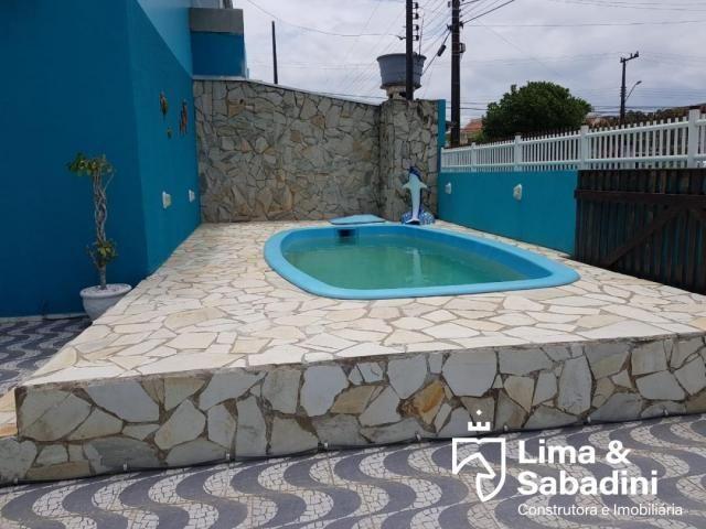 Sobrado com piscina, á partir de R$ 230,00 a diária - Itapema do Norte - Foto 2