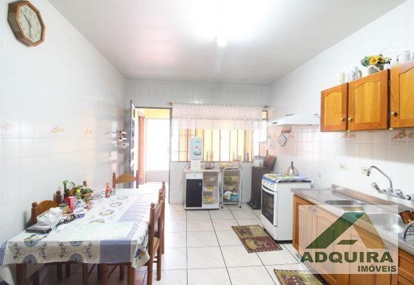 Casa com 4 quartos - Bairro Orfãs em Ponta Grossa - Foto 8