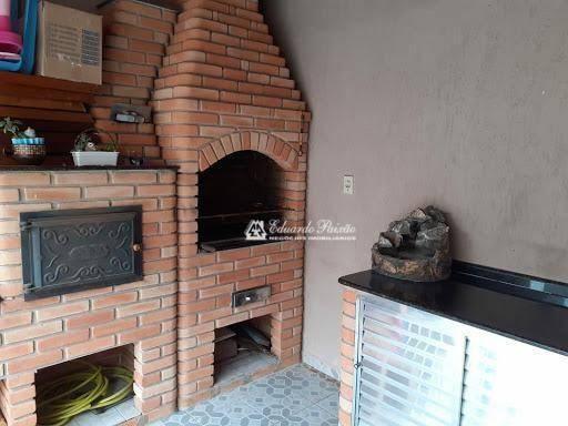 Sobrado com 3 dormitórios à venda, 142 m² por R$ 535.000,00 - Jardim Rosa de Franca - Guar - Foto 15
