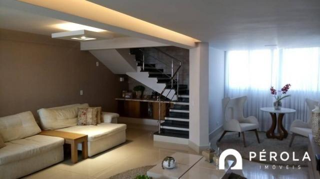 Apartamento à venda com 3 dormitórios em Setor oeste, Goiânia cod:SA5151 - Foto 3