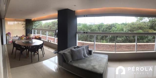 Apartamento à venda com 4 dormitórios em Setor marista, Goiânia cod:O5123 - Foto 4