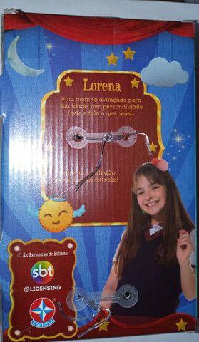 Boneca Estrela Lorena-nova na caixa 19 cm - Foto 6
