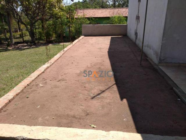 Chácara com 2 dormitórios à venda, 2000 m² por R$ 350.000 - Planalto da Serra Verde - Itir - Foto 4