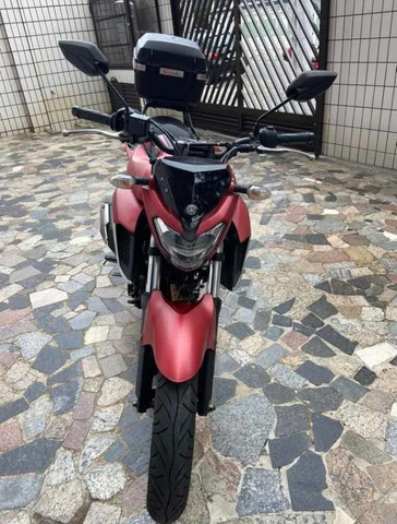 Yamaha Fazer 250c 2018 - Foto 3