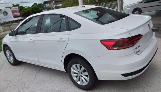 Novo Volkswagen Virtus 1.6 MSI - Automático 19-20 - Foto 6