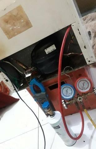 Curso de refrigeração domiciliar - Foto 5