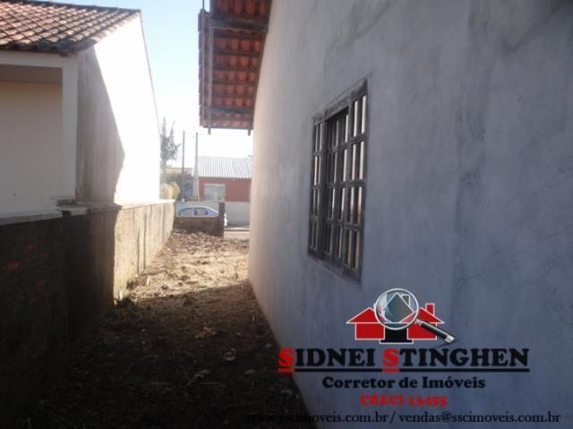 Casa com 02 dormitórios, na praia de Bal. Barra do Sul - SC - Foto 4
