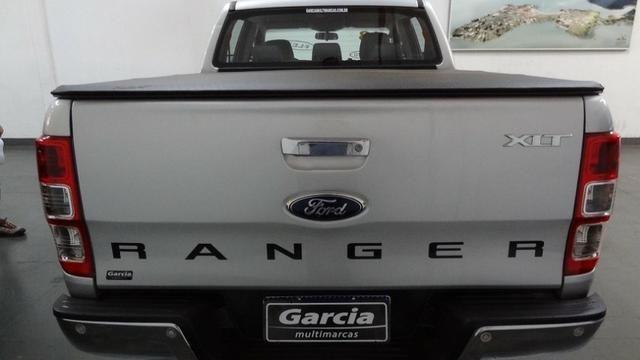 Ford Ranger Cab Dupla 2.5 XLT Flex - Foto 5
