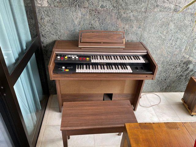Piano / órgão eletrônico / teclado Yamaha  - Foto 2