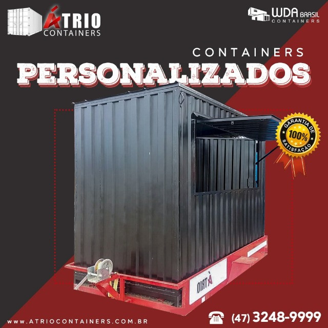 Containers Personalizados - Foto 6