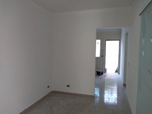 Casa nova Jd Madri, 3 quartos, garagem + espaço fundos - Foto 4