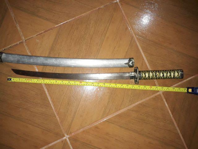 Espada Katana com fio - Foto 3