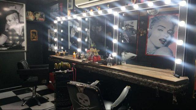 Passo ponto barbearia e salão   lagoa da conceição - Foto 3