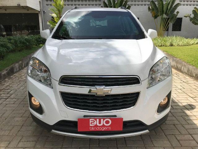 Chevrolet Tracker 1.8 LTZ 2014/2014 Blindado N3A - Foto 2