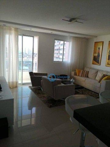 Apartamento com 2 dormitórios à venda, 86 m² por R$ 600.000 - Mucuripe - Fortaleza/CE - Foto 2