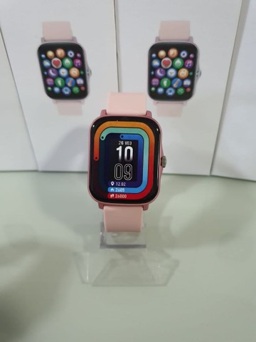 Relógio Smartwatch P8 Plus TELA INFINITA  - Foto 4
