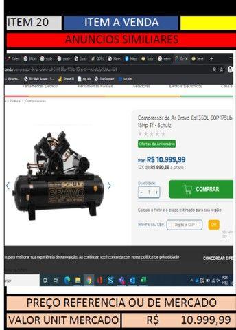 Compressor de Ar 350 litros 175 lb