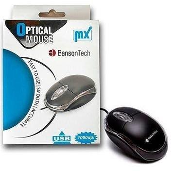 Mouse USB Optical  Benson Tech - BS800